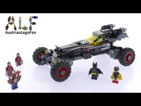 Vidéo LEGO The Batman Movie 70905 : La Batmobile