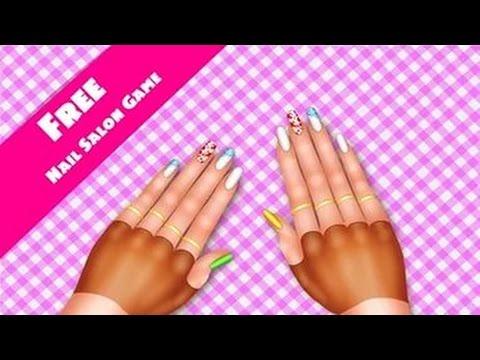 nail salon обзор игры андроид game rewiew android