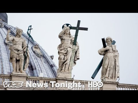 Italy's Crucifix Resurgence &  Measles Outbreak: VICE News Tonight Full Episode (HBO)