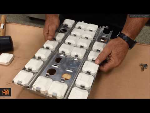 How to Install Ceramic Briquettes in a Lynx Grill