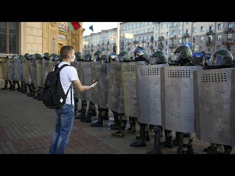 Λευκορωσία: «Λουκασένκο, ξεκουμπίσου!»