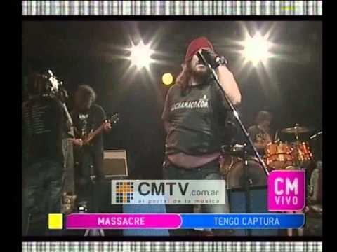 Massacre video Tengo captura - CM Vivo 2011