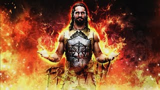 2017 ☁ Seth Rollins Unused Theme Song || 'Redesign Rebuild Reclaim' By Downstait ᴴᴰ