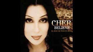 Cher-Believe Cover Roland Exr-5s