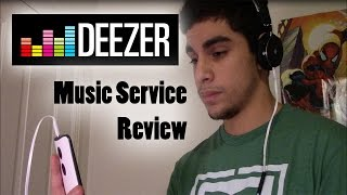 Deezer From Cricket Wireless Review