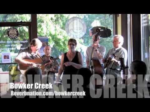 Bowker Creek at Gorge-ous Coffee Victoria BC