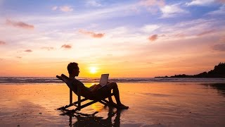 Relaxing Music for Studying, Concentration and Focus Memory   Study Music   Ocean Wave Sounds