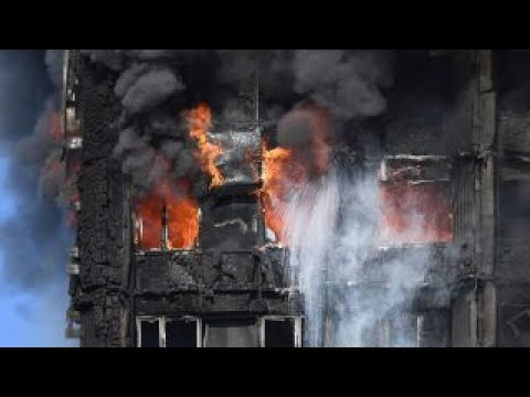 Faulty freezer blamed for London tower fire