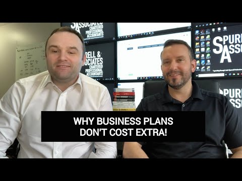 Why Business Plans Don't Cost Extra