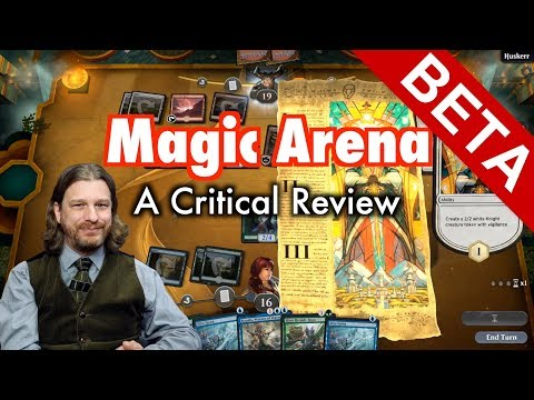 Magic the Gathering Arena open beta begins today :: The Elder