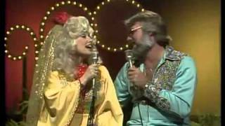 Dolly Parton - Spanish Eyes Medley On The Dolly Show with Kenny Rogers