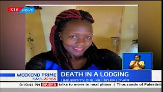 A student of Jaramogi Oginga Odinga University was hacked to death by boyfriend after a love feud