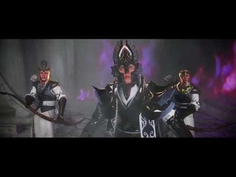 Dark Elves Cinematic Trailer