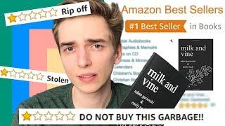 Book Of Stolen Content Becomes #1 Bestseller