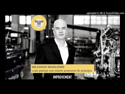 """""""The Lean CEO"""" podkastas: apie Lean patirtis nuo maisto pramonės iki aviacijos"""
