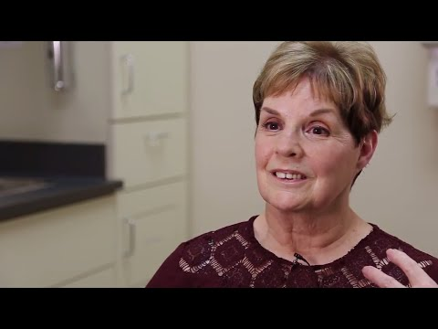 Scoliosis relief for patient thanks to Loyola Medicine spine surgeon