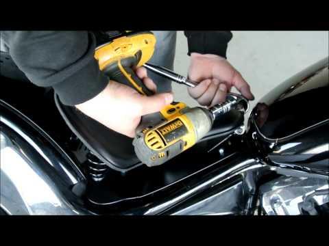 Yamaha XVS 650 Dragstar Bobber Build #2   Evaluation - تنزيل