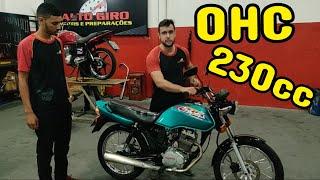 Cg 99 Vareta Motor Ohc 230 Cilindrada By. ALTO GIRO MOTOS