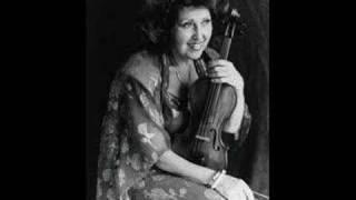 İda Haendel - Kreisler-Praeludium and Allegro