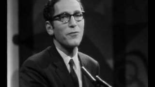 Tom Lehrer - Poisoning Pigeons in the Park - with intro