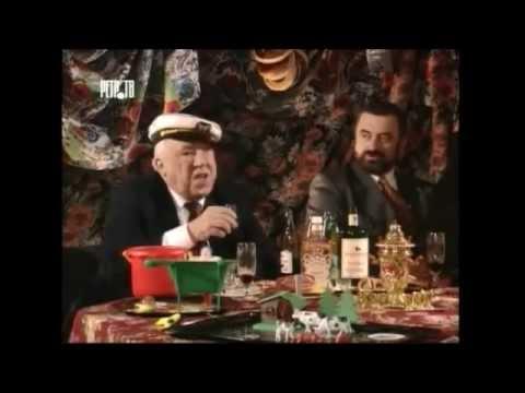 Анекдот про водку  и тост