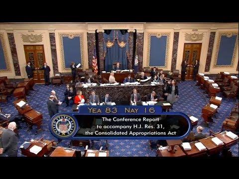 USA Le Sénat approuve un deal budgétaire permettant d'éviter un nouveau shutdown