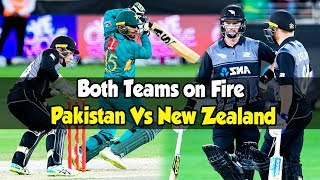 Most Intresting Match | Pakistan Vs New Zealand | 2nd T20 | Full Highlights | PCB