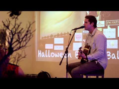 Tom Solis live @ Halloween Benefit Ball in Laguna Beach, CA
