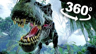 🔴 VR Dinosaur 360 Video for Google Cardboard VR BOX 360 Virtual Reality Videos 4K POV