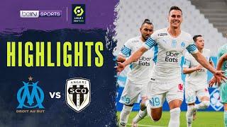 Marseille 3-2 Angers Pekan 37