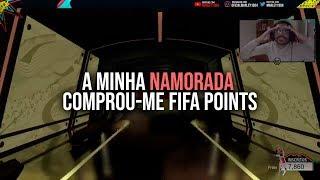 PACK OPENING COM FIFA POINTS OFERECIDOS PELA NAMORADA! FIFA 20 ULTIMATE TEAM
