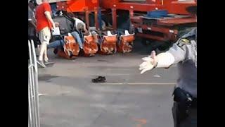 One Dead, Seven Hurt in Ohio Fair Ride Accident