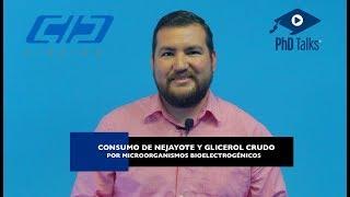 Consumo de nejayote y glicerol crudo por microorganismos bioelectrogénicos