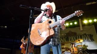 Blame It On Texas (live) - Mark Chesnutt