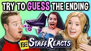 TRY TO GUESS THE ENDING CHALLENGE! #2 (ft. FBE Staff) - dooclip.me