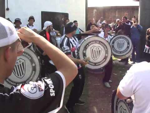 """""""La barra de Caseros"""" Barra: La Barra de Caseros • Club: Club Atlético Estudiantes"""