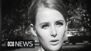 The search for Spriggy, the next Twiggy (1967) | RetroFocus