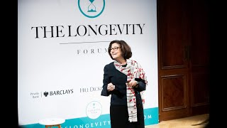"Linda Fried, Dean, Mailman School of Public Health, ""Realising the Opportunities of Longer Lives"""