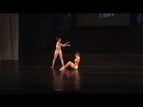 Contemporary Duet - 1st place @ ESDU 2016 | Total Dance Center