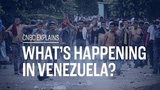 What's happening in Venezuela? | CNBC Explains