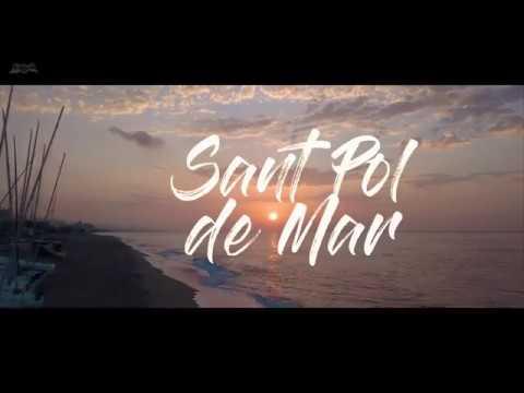 Sant Pol de Mar, El Maresme-Barcelona, Mavic Pro 4K dron drone