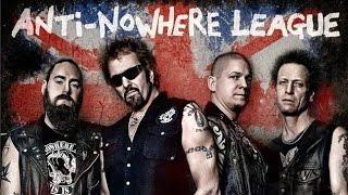 Anti-Nowhere League - 'Nowhere Man' @ Camden Underworld  - 18.10.13