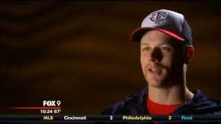 Justin Morneau Talks Contract, Casinos And Staches!