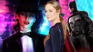 Emilia Clarke To BE ZATANNA! BRIE LARSON TO BE SUPERGIRL! BEN AFFLECK BATMAN IS COMING + DC FANDOME