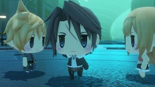 WORLD OF FINAL FANTASY™ COLLECTOR'S EDITION [PS4] video