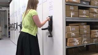 What are Archives?   Animating the Archives