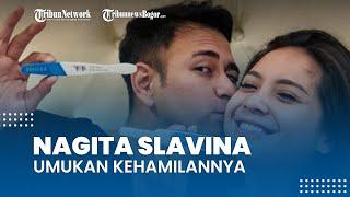 Nagita Slavina Menangis Melihat Hasil Tes Kehamilannya Positif, Raffi Ahmad Sempat Syok