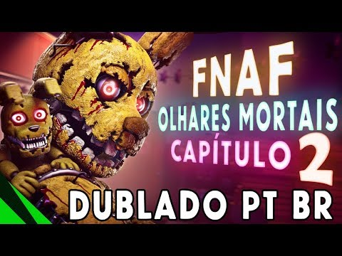 Two Evil Eyes: Chapter 2 [DUBLADO PT-BR] Five Nights at Freddy's