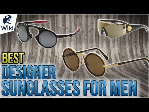 10 Best Designer Sunglasses For Men 2018