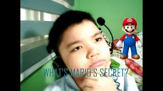 WHAT'S MARIO'S SECRET?   Reacting To Game Theory: Super Mario's BIGGEST Secret.....Literally